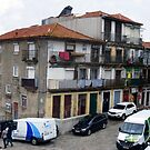 City Life in Porto, Portugal by trish725