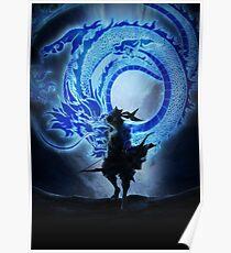 Dragonsoul archer Poster