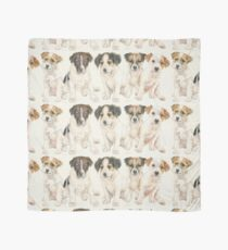 Jack Russell Puppies Scarf