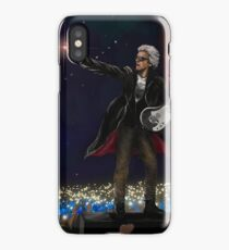The Doctor: in Concert iPhone Case/Skin