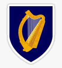 Coat of arms of Ireland Sticker
