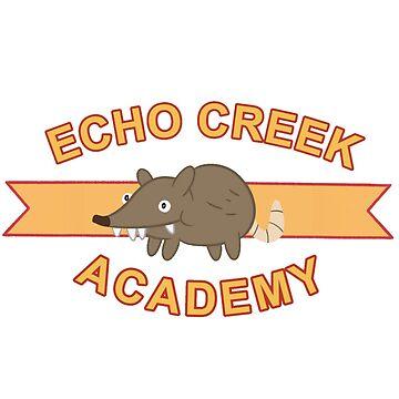 Echo Creek Academy by aishimation