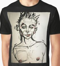 Simplefader-Character45 Graphic T-Shirt