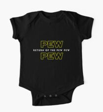Return Of The Pew Pew Kids Clothes