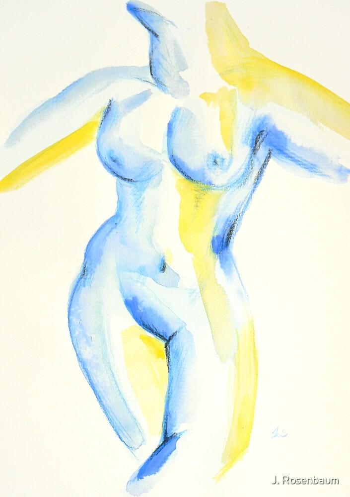 Embrace by Jennie Rosenbaum
