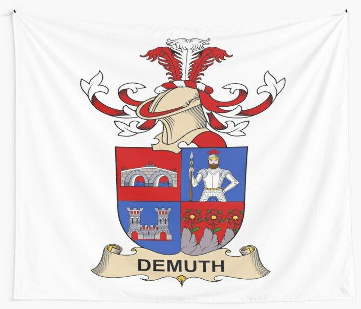 Demuth de Hantesberg by HaroldHeraldry