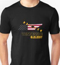 Total Solar Eclipse Across Tennessee USA T-shirt T-Shirt