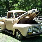 Old Ford Truck by Glenna Walker