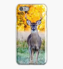 Buck in the Rising Sun iPhone Case/Skin