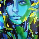 Lady blue by Helenka