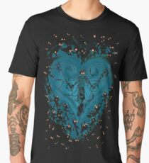 Kingdom Hearts - Feel the Darkness Men's Premium T-Shirt