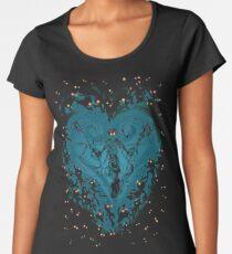 Kingdom Hearts - Feel the Darkness Women's Premium T-Shirt