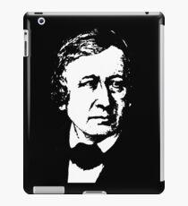 Wilhelm Grimm iPad Case/Skin