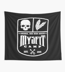 Mysfit Camp Tapestry Wall Tapestry