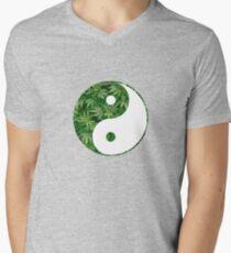 Ying and Yang dope Men's V-Neck T-Shirt