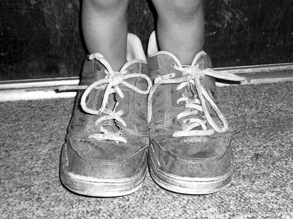 Daddy's Shoes by Dylan & Sarah Mazziotti