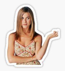 Rachel Green Friends Sticker