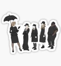AHS\\COVEN Sticker