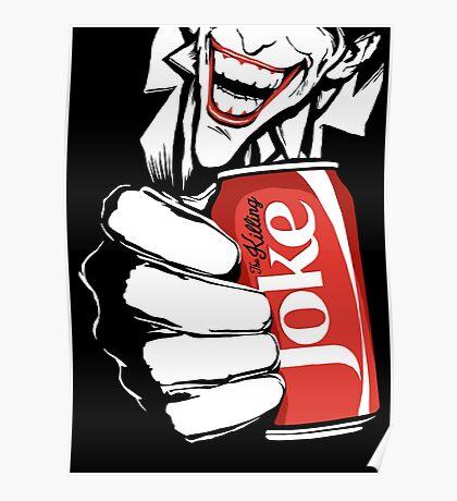 The Killing Joke Sin City Edit Poster