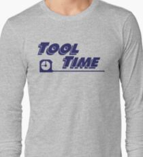 Tool Time t-shirt - Home Improvement, Tim Taylor, Binford Long Sleeve T-Shirt