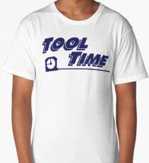 Tool Time t-shirt - Home Improvement, Tim Taylor, Binford Long T-Shirt