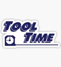 Tool Time t-shirt - Home Improvement, Tim Taylor, Binford Sticker