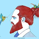 """The nest of hummingbirds"" by Vilela Valentin"