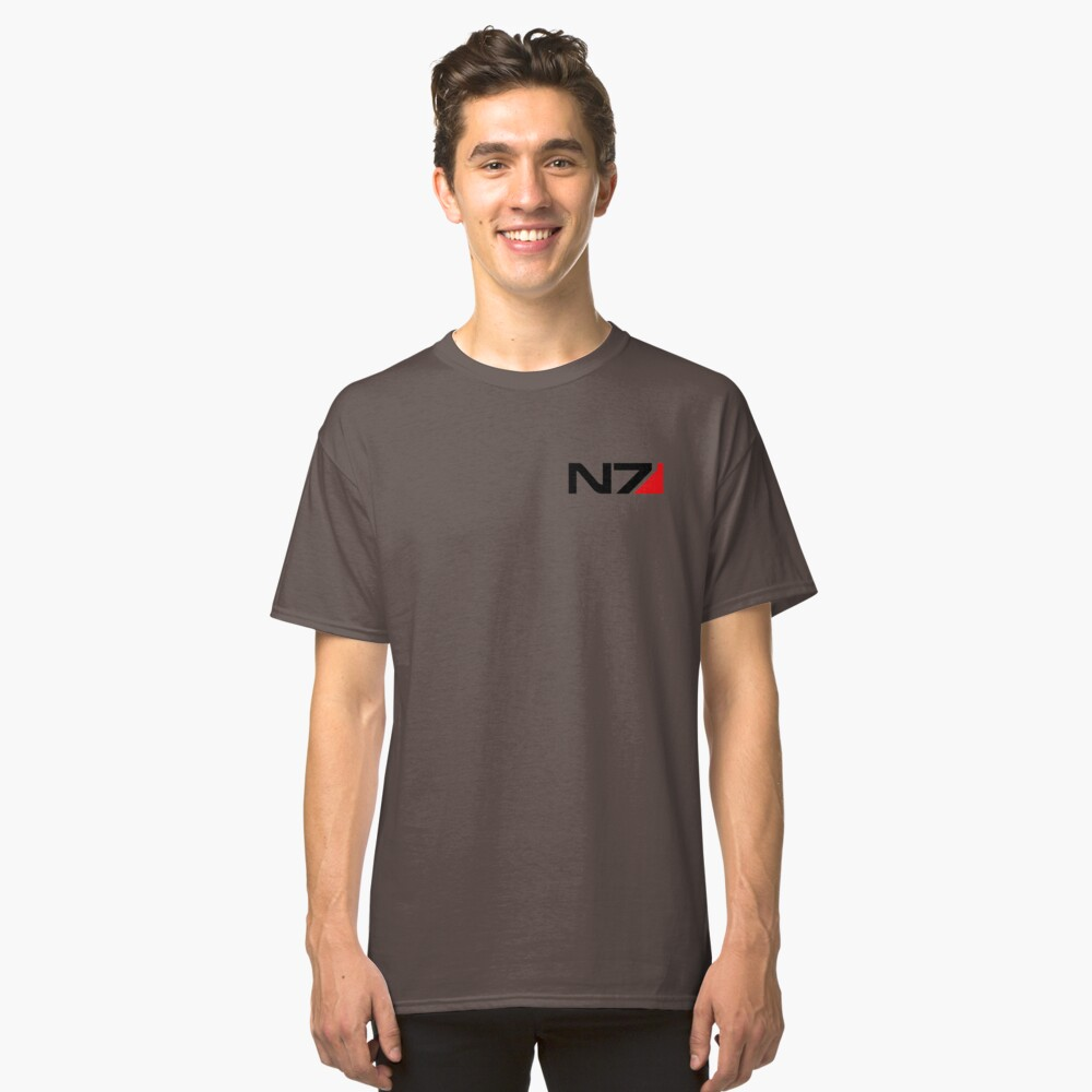 N7 Classic T-Shirt Front
