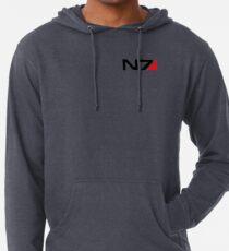 Sudadera con capucha ligera N7