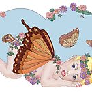 butterfly Dreaming by redqueenself