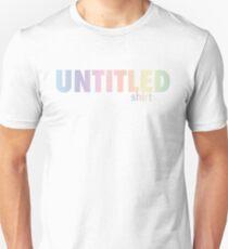 Untitled (fund) Rainbow T-Shirt