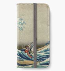 The Wave iPhone Wallet/Case/Skin