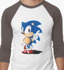 Sonic The Hedgehog Classic Men's Baseball ¾ T-Shirt