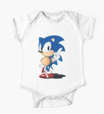 Sonic The Hedgehog Classic One Piece - Short Sleeve