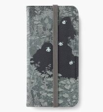 Lazy Apes iPhone Wallet