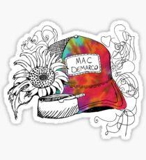 Mac Attack  Sticker