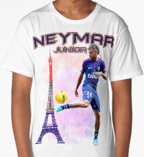 Neymar Jr  Paris Tshirt Long T-Shirt