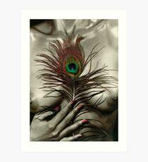 Feather 01 Art Print