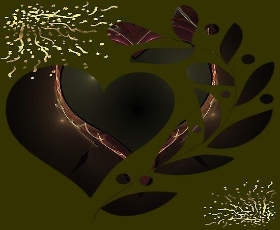 Corazón 1 by Thanya