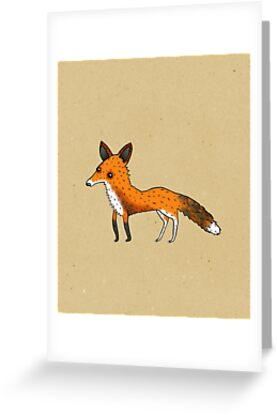 Fox by Sophie Corrigan