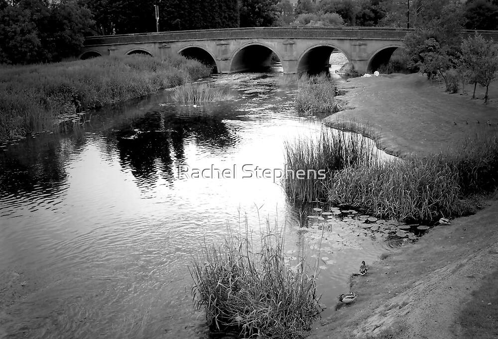 Bridge over the River Anker by Rachel Stephens