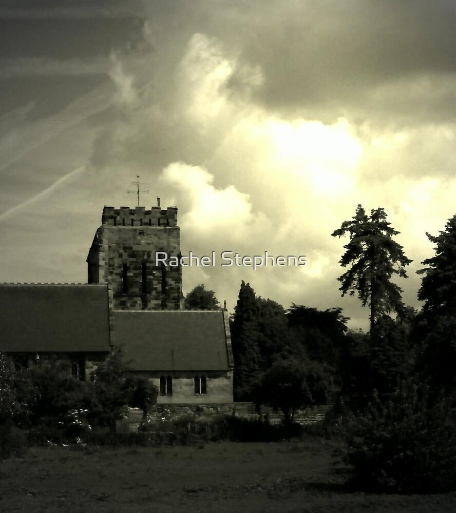 Polesworth Abbey by Rachel Stephens
