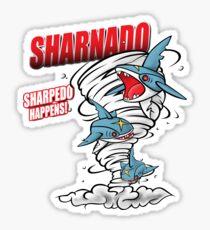 Sharnado Sticker