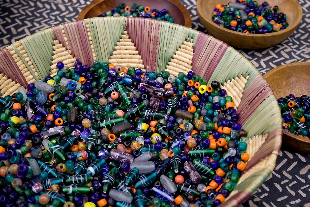 Baskets of Beads by bethstedman