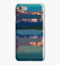 Aesthetic Mountain Palette iPhone Case/Skin
