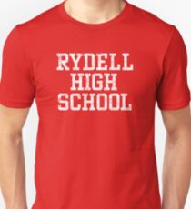 Fett - Rydell High Slim Fit T-Shirt