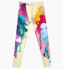 Legging Más Sailor Moon WaterColor