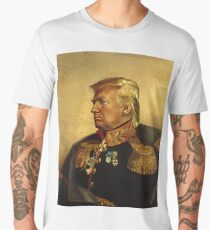 God Emperor Trump Men's Premium T-Shirt