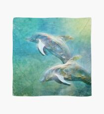 Carefree Dolphins Scarf