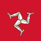 Isle of Man Flag Products by Mark Podger